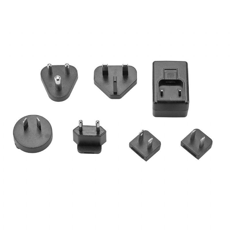 Interchangeable Plug Adapter 15-24W