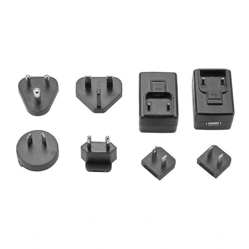 Interchangeable Plug Adapter 12W